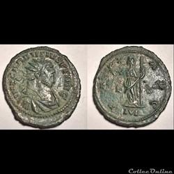 Carausius Antoninianus London