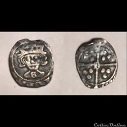 Richard III Penny. Bishop Sherwood Durha...