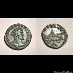 Allectus Quinarius