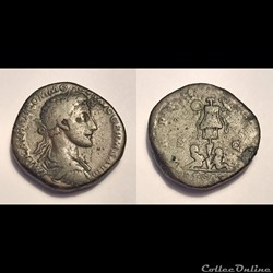 coin ancient roman commodus