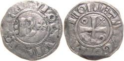 Chalon-sur-Saône 1143-1240 ? petit denie...