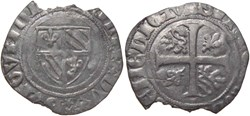 Auxonne 1395-1398 grand blanc type 2 ave...