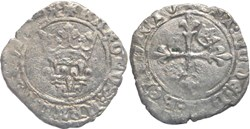 """Chalon-sur-Saône 1419-07 gros dit """"flore..."""