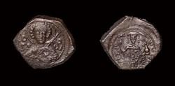ALEXIUS III ANGELUS-COMNENUS AE HALF TET...