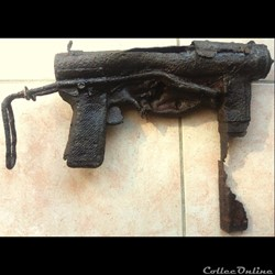 Pistolet mitailleur M3