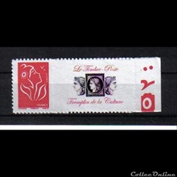 50 timbre personnalisable No 3802 Ab