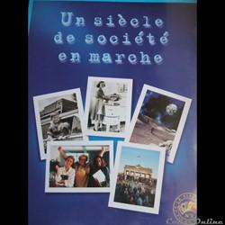 timbre france bloc no 32 le siecle societe 2000