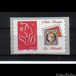 47 timbre personnalisable No 3802 Aa de ...