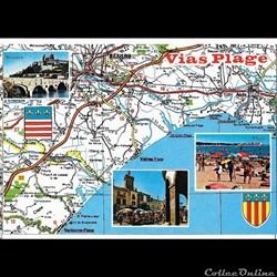CARTES POSTALES DE VILLES DE FRANCE