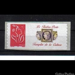 46 timbre personnalisable 3802 A de Roul...