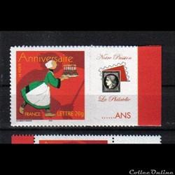 43  timbre personnalisable No 3778 B