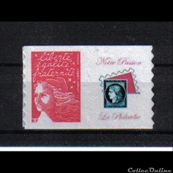 26 timbres personnalisables No 3729 Aa