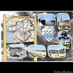 44 carte de la loire atlantique