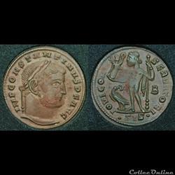 Follis Constantin I IOVI CONS-ERVATORI