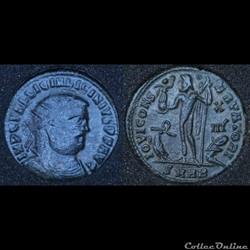 Nummus Licinius IOVI CONSERVATORI // SMH...