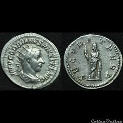 Antoninien Gordien III SECVRIT PERP