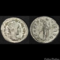 Antoninien Gordien III PROVIDENTIA AVG