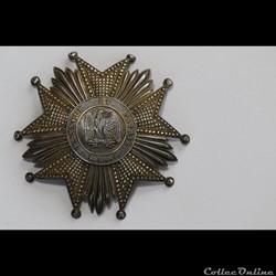 LÉGION D'HONNEUR 1852-1870