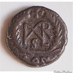 Marcianus ( 450-457 A.D.), AE-4, Nummus ...