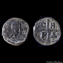 "Romain IV ""Diogène"" (1068 - 1071) Follis au Christ Sear 1866 -"