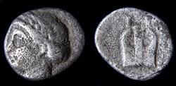 Ionie - Kolophon (BC 375-360) Diobole