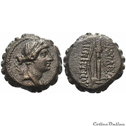 Demetrios I Soter (162-150 av. J.-C.). B...