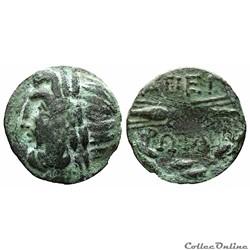 Macédoine - Koinon d'Apeiron Zeus et le Tonnerre ! (IIIè - IIè siècle av.jc)