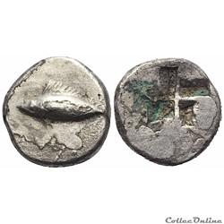 Mysie Cysique - Obole (mi- 6ème siècle a...