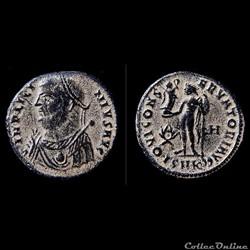 Licinius Ier, nummus, Cyzique, 317-320 A...