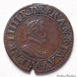 HENRI IIII (IV) (1589 - 1610) - Double t...