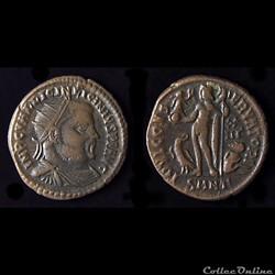 LICINIUS Ier (308-324) Nummus - Nicomédie - RIC 44