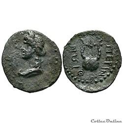 THRACE. Perinthus. Pseudo-autonome (fin du 1er au milieu du 2e siècle AD)