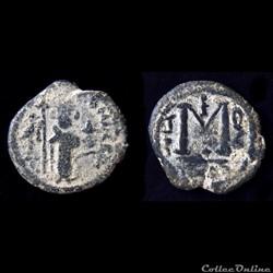 Califat MU' AWIYA, l'Empereur Debout 660...