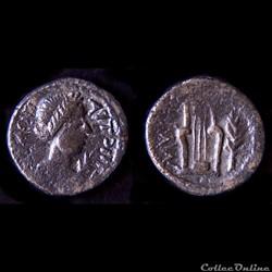 """Provinciale romaine"" Aeolis, Myrina (Vers 150 A.D)"