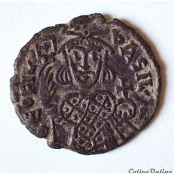 Théophile (829-842), Follis, Atelier Pro...