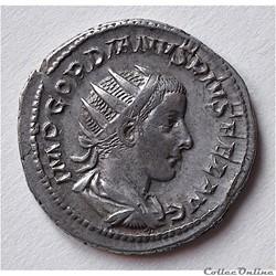 Gordien III - Antoninien (242-243, Rome)...