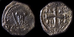 Tancrede, régent de Bohemond I prince d'...