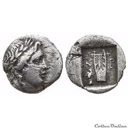 Lycie, MYRA, AR Hémidrachme, 168-28 av. ...