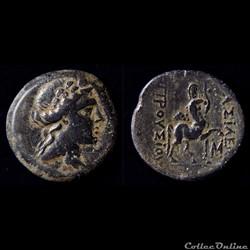 BITHYNIE - Prusias II - Royaume de Bithy...
