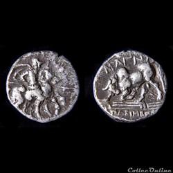 IONIE - MAGNESIE DU MEANDRE(IVe siècle avant J.-C.) Diobole