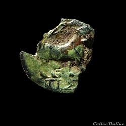 MASSALIA - MARSEILLE (IIIe - Ier siècles avant J.-C.) Petit bronze au taureau passant