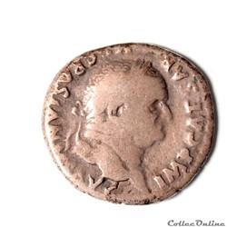 Vespasien (69 à 79 ap.JC) RIC 90