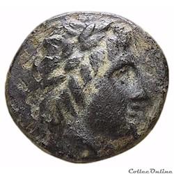 IONIEN Milet  (323 BC to 188 BC) Unité c. 225-190 AC.