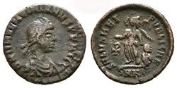 Valentinien II (375-392)Cyzique - RIC 26...