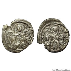 Andronicus II Palaeologue & Michael IX (1282-1328) - Constantinople - Sear 2435