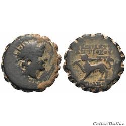 Antiochos VI. Dionysos (144-142 av. J.-C...
