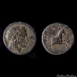 Ionia. Kolophon - Dionysios, magistrat v...