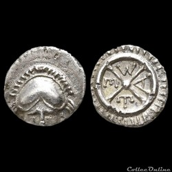 Thrace, Mesembria Diobol. (400-350 avant...