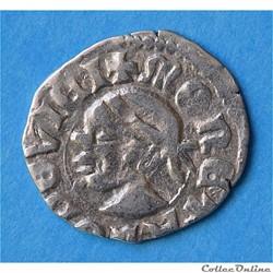 HONGRIE - Ludwig Ier (1342-1382 A.D) Den...