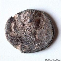 "Lydie Thyateira, autonome, après 200 av.jc ""bronze au Labrys"""